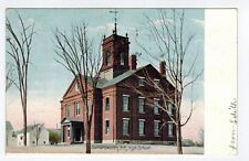 UDB Somersworth NH, High School, 1907