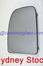 LEFT PASSENGER SIDE FIAT DUCATO 2007 ONWARD MIRROR GLASS WITH BASE