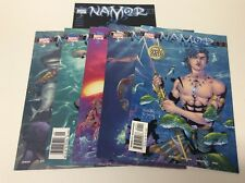 NAMOR #1-7 (MARVEL/2033/SALVADOR LAROCCA/061770) NEAR COMPLETE SET LOT OF 6
