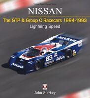 Nissan GTP & Group C Racecars 1984-1993 (Gruppe C Sports Car Racing) Buch book