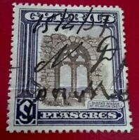 Cyprus:1934 Landscapes and Buildings 9 Pia Rare & Collectible stamp.