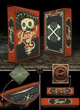 Fuego Day of the Dead Sol Edition Playing cards deck brand new