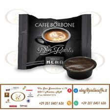 200 Capsule Caffe Borbone Don Carlo Miscela Nera Compatibile Lavazza A Modo Mio
