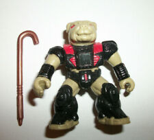 Battle Beasts Takara 80s Hasbro Figure #51 Bludgeoning Bulldog w Weapon Rub