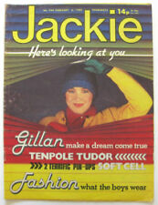 Jackie & Young Adults' Magazines for Children