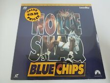NEW SEALED SHAQ Nick Nolte - Blue Chips Widescreen Edition Laserdisc Movie