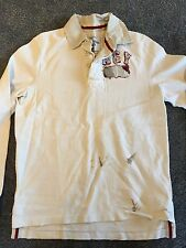 Abercrombie & Fitch Rugby Jersey - White - Small