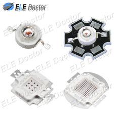 Alta Potencia 1 W 3 W 5 W 10 W 20 W 30 W 50 W 100 W 940 µ Infrarrojo Infrarrojo Lámpara LED chip-on-board granos