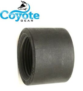 """(10 Pack New) 1"""" M NPT Pipe Thread Forged Steel Half Coupling Weld Bungs 3000"""