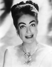 JOAN CRAWFORD 8X10 GLOSSY PHOTO PICTURE
