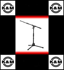3 Pack K&M 259  25900B Mic Stand & Boom Arm New! Free US 48 State Shipping!