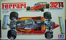 Tamiya Racing Car Kit 1/12 Ferrari 312 T4