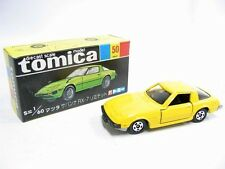 VINTAGE TOMICA 50 MAZDA SAVANNA RX-7 LIMITED JAPAN RARE