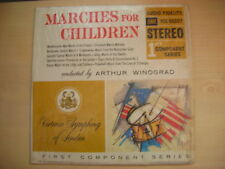 Audio Fidelity Record MARCHES FOR CHILDREN LP 1962
