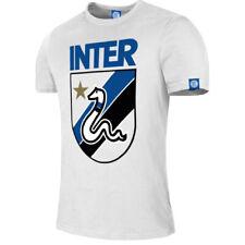 T-Shirt Biscione Maglietta Fc Internazionele Abbigliamento Ufficiale Inter PS 17