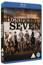 The Magnificent Seven Blu-ray 1960 DVD Region 2