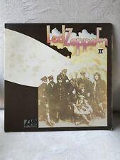 LED ZEPPELIN 2 Early Pressing Vinyl Red/plum Atlantic Label 1969 EXC 588198