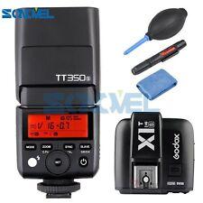 Godox Mini TT350S 2.4G TTL Flash Speedlite + X1T-S Trigger for Sony Mirrorless