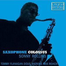 Sonny Rollins, Sonny Rollins Quartet - Saxophone Colossus [New CD]