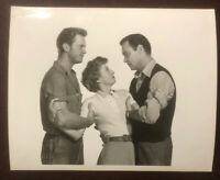 Original Hollywood Approved Double Weight Photo 1952 Barb Stanwyck MGM Jeopardy