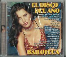 El Disco Del Año Bailoteca Latin Music CD New