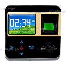 HD screen Biometric Fingerprint Digital RFID Reader Access Control 1500 User