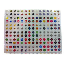 Hotsale 330pcs Love Cartoon Rubber Home Button Sticker for iPhone for ipad Decor