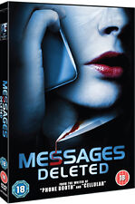 DVD:MESSAGES DELETED - NEW Region 2 UK 99