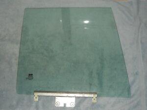 SAAB 9000 Right Passenger Rear Door Glass Window 86 - 93
