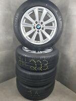 Original BMW 5er F10 F11 6er F12 F13 Sommerräder 225/55R17 RDKS  Michelin