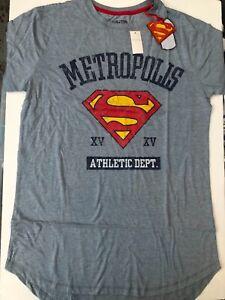 Primark SUPERMAN Metropolis ladies nightshirt not in stores last of stock