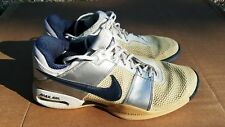 2008 Nike Air Max Courtballistec 1.3 White/Blue 3445529 Shoes 9.5 Lunarlite QD