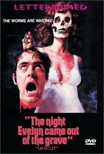 Night Evelyn Came Out of the Grave (2003, DVD NIEUW) WS