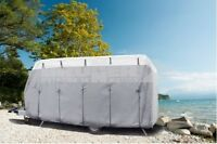Copertura caravan cover 12 mesi brunner telo copertura copri caravan anti uv