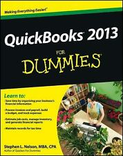 QuickBooks 2013 For Dummies-ExLibrary