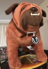 SDCC 2017 Marvel Inhumans Lockjaw Plush Dog Figure 12 Inches New In Hand