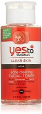 YES to Tomatoes Clear Skin Acne Clearing Facial Toner 7.7 oz EXP 4/17