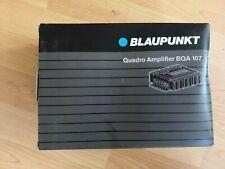 BLAUPUNKT BQA107 QUAD AMP NEW STILL BOXED SUIT CLASSIC PORSCHE MERCEDES LANCIA