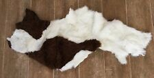 "13 x 33"" Fur for Smores Replacement pony FurReal friends horse part Hasbro coat"