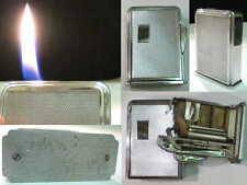 Briquet ancien  [> MYON Veda * Art Déco <] Vintage Desk Table Lighter Feuerzeug