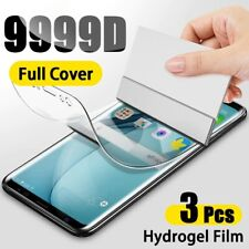 Hydrogel Film Screen Protector For Samsung Galaxy S10 S10E S9 S8 S20 Plus Full