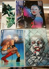 6 Book Lot: Very RARE DK III #4 1:500 Jim lee & 1:100 Miller 1:50, 1:25, 1:10 NM