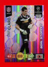 CHAMPIONS LEAGUE 2010-11 Panini 2011 -Card Goal Stopper- CLARO - CFR CLUJ