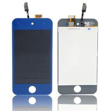 New Dark Blue LCD Screen Digitizer Assembly Replacement For iPod Touch 4th Ge...