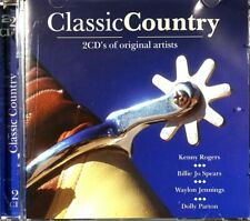 Classic Country  - CD, VG