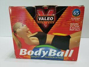 Valeo Fitness Gear Body Ball New In Box