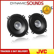 JVC 500W Total 5 Inch 13cm Dual-Cone Car Door Shelf Coaxial Speakers New Pair
