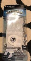 Footjoy Women's Golf Glove StaCooler Reg Right Hand Small FJ Fashion Pearl