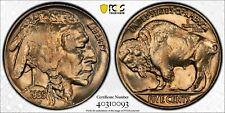 1935 5c Buffalo Nickel PCGS MS 65