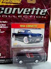 Johnny Lightning Corvette Collection  1954  Corvette